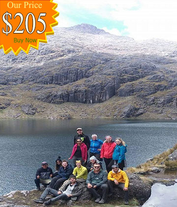 Salkantay Trek Machu Picchu 4 Days Return By Bus Last Day
