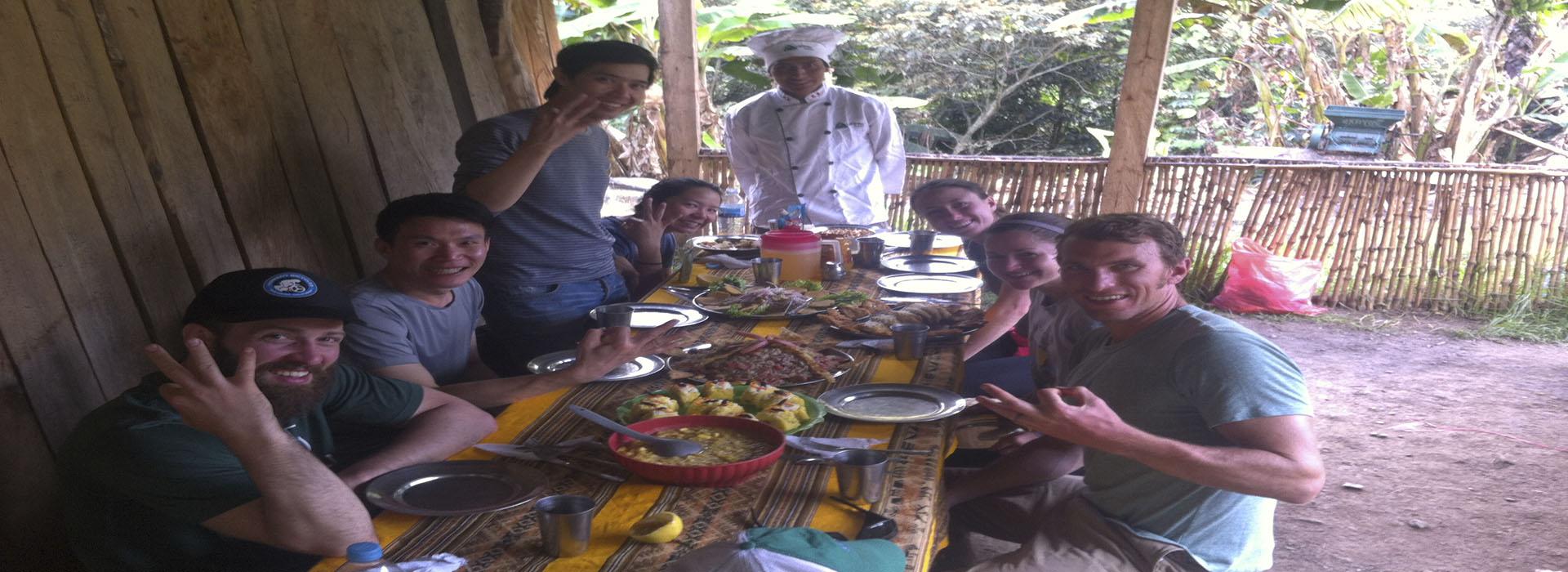 Salkantay Trek to Machu Picchu 4 days return by bus last day