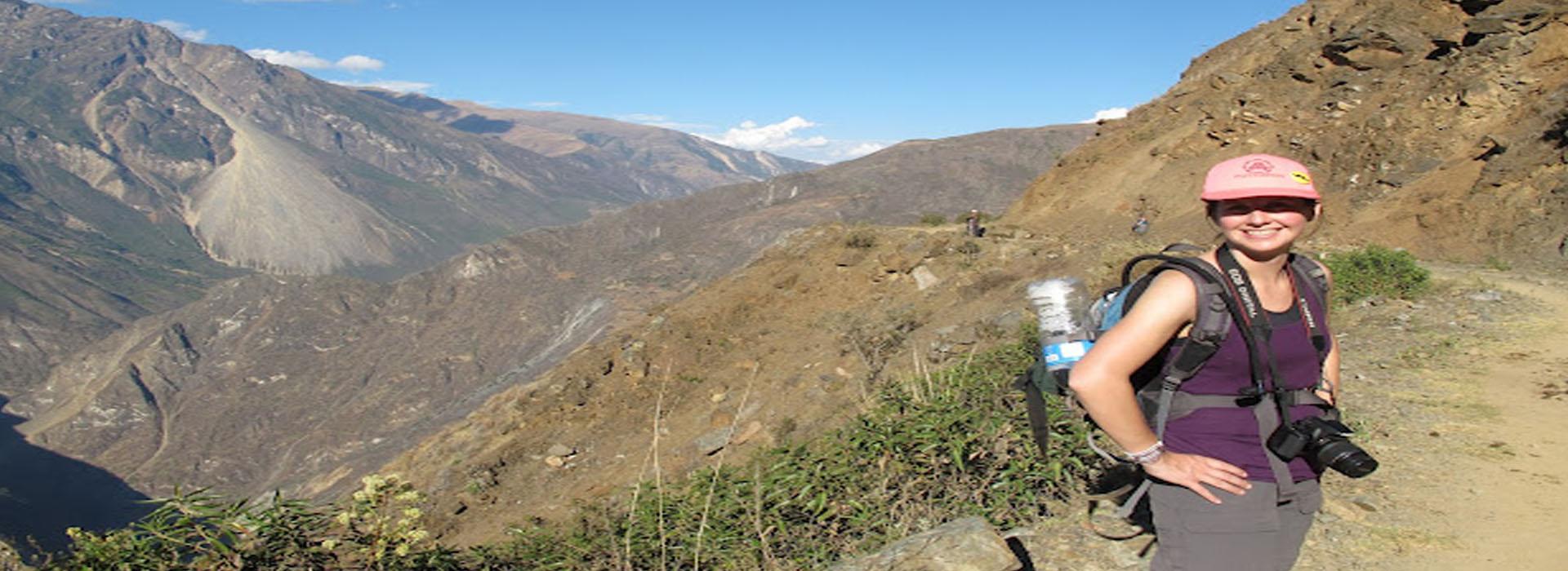 Choquequirao Trekking 5days / 4nights