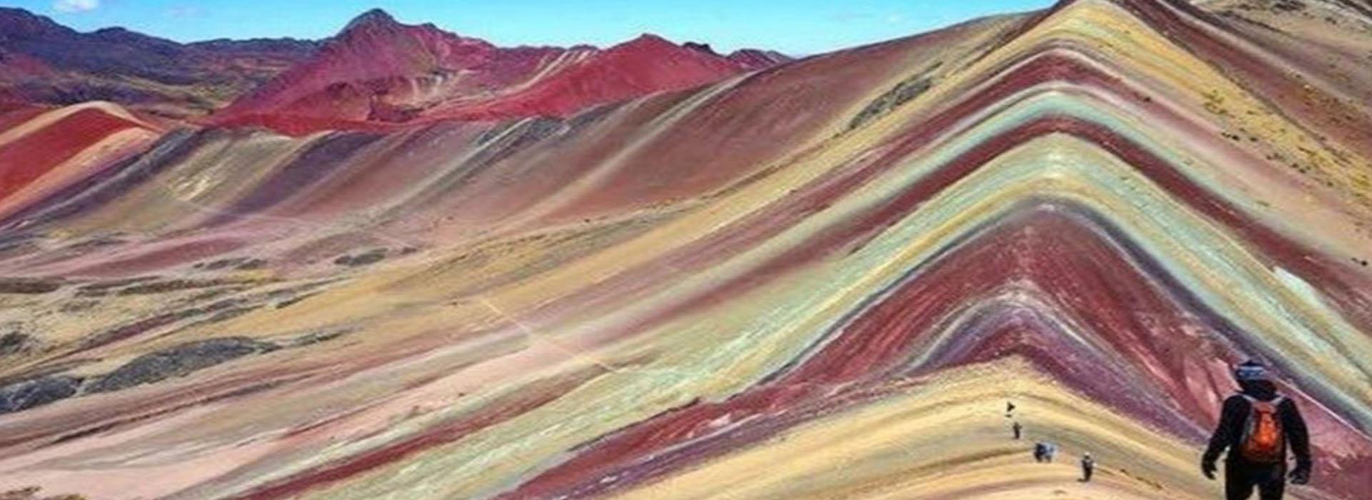 The Rainbow Mountain 1 day