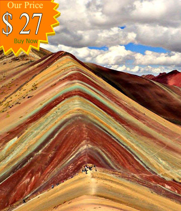 Rainbow Mountain Vinicunca Okidoki Travel