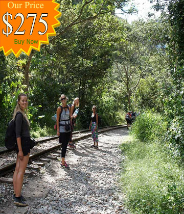 Inka Jungle Trek To Machu Picchu 4days Return By Train Last Day