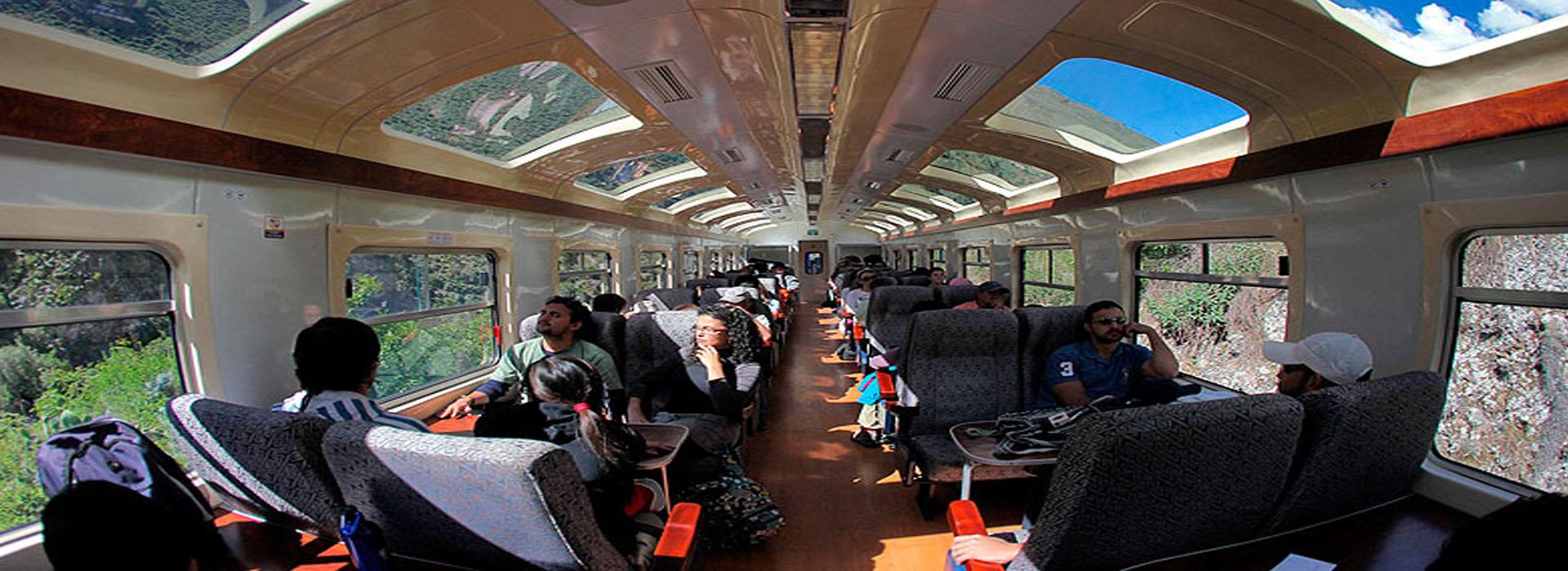 Machupicchu by Tren 1 day