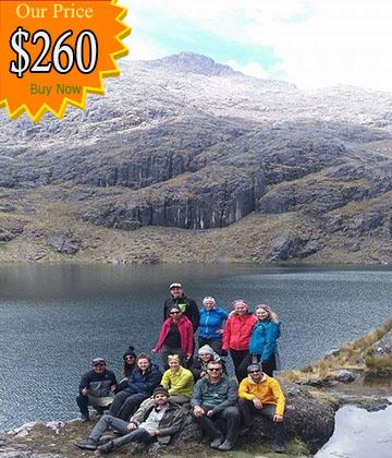 Salkantay Trek Machu Picchu 4 Days By Bus