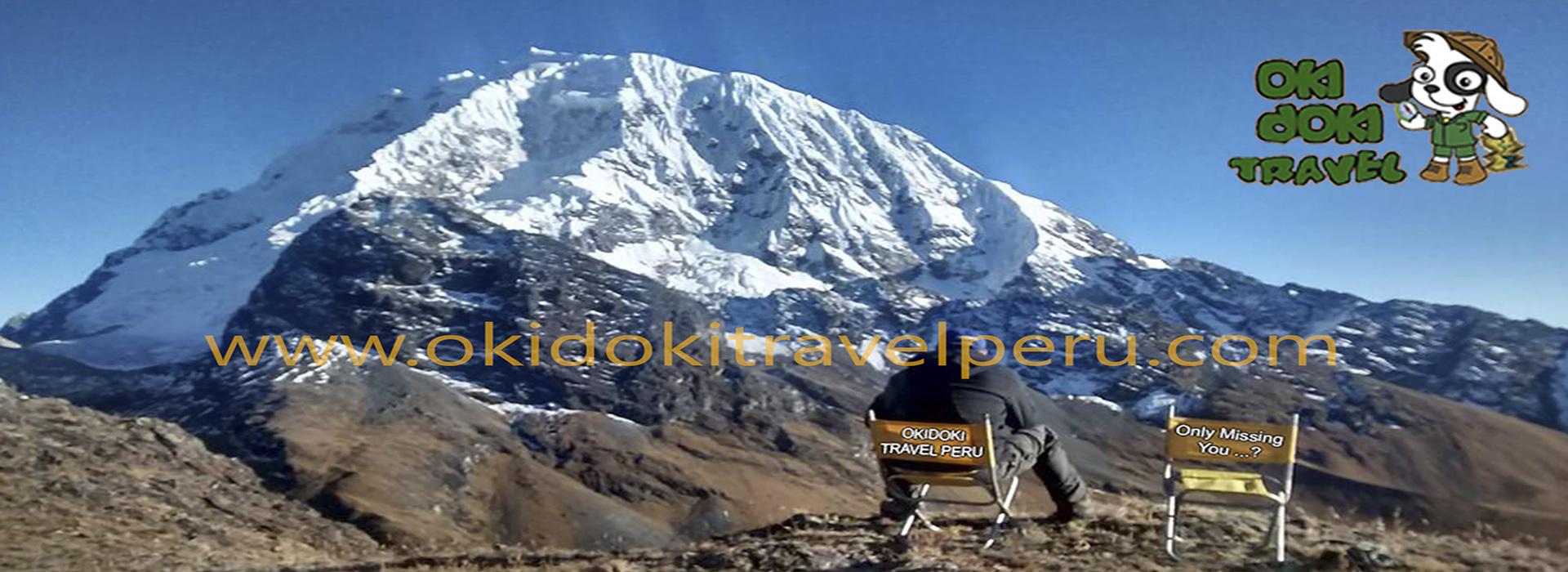 Salkantay Trek to Machu Picchu 5 days return by train last day
