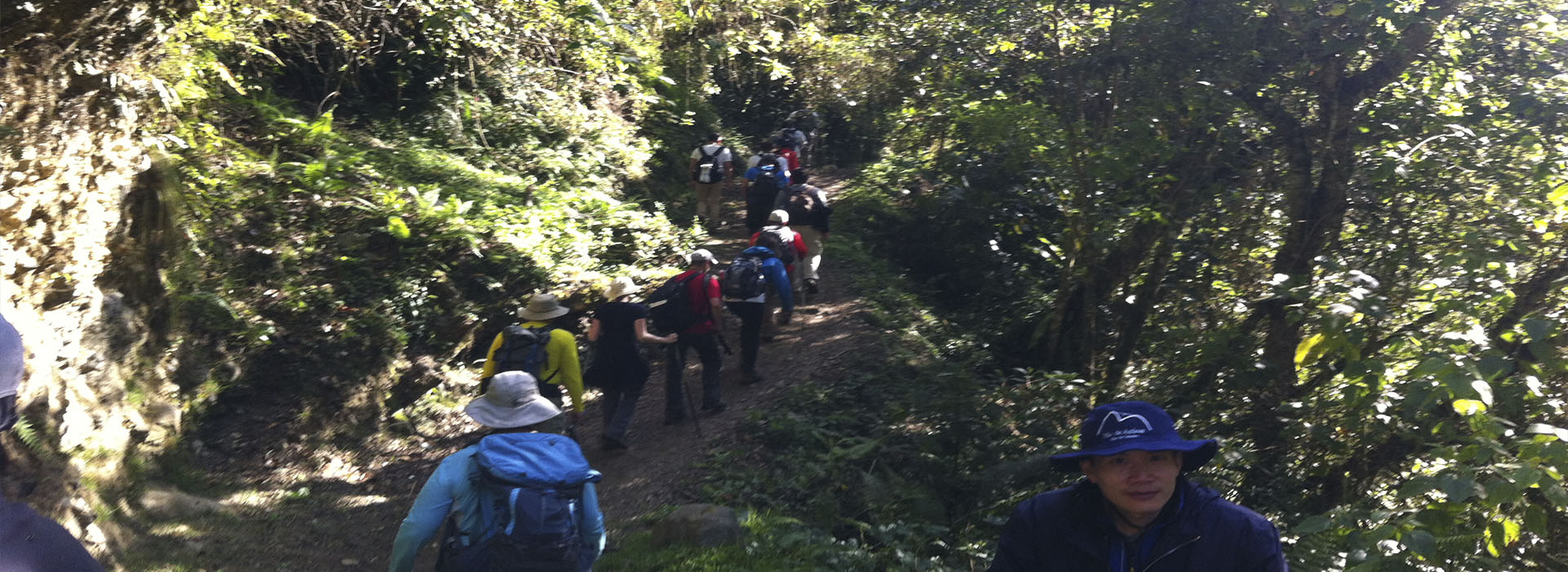 Salkantay Trek to Machu Picchu 5 days return by bus last day