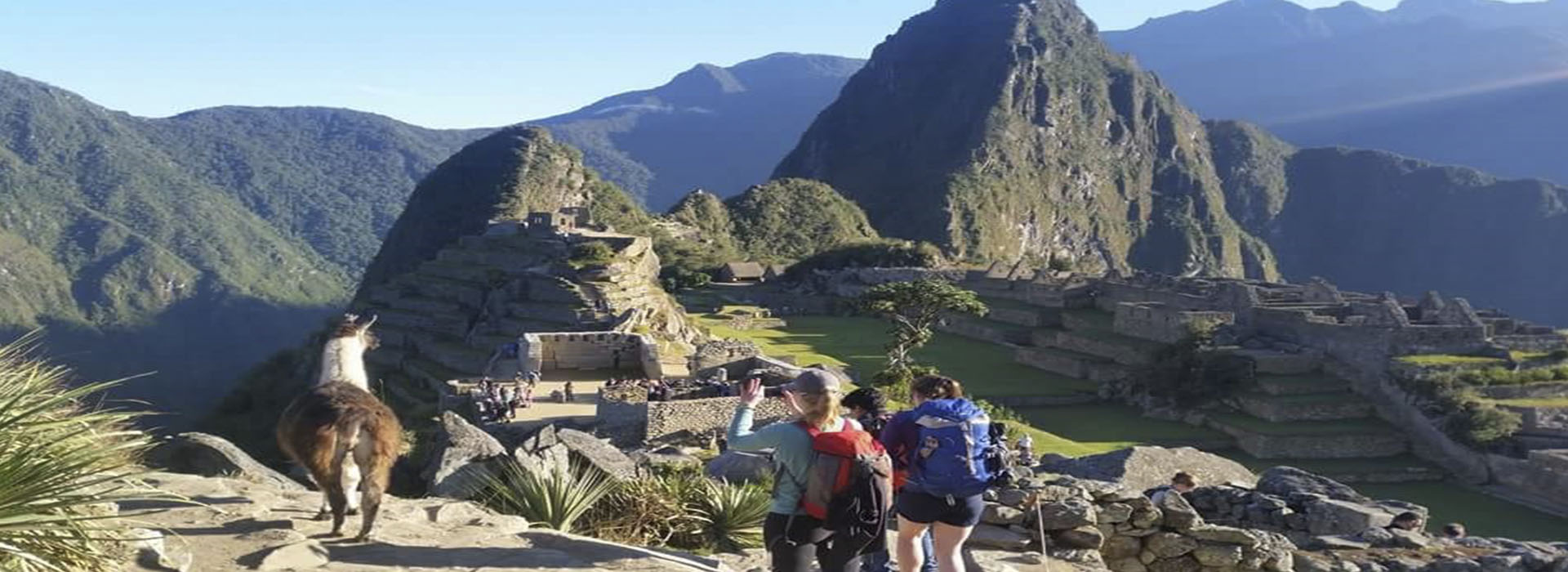 Inka Jungle Trek to Machu Picchu 3 days return by bus last day