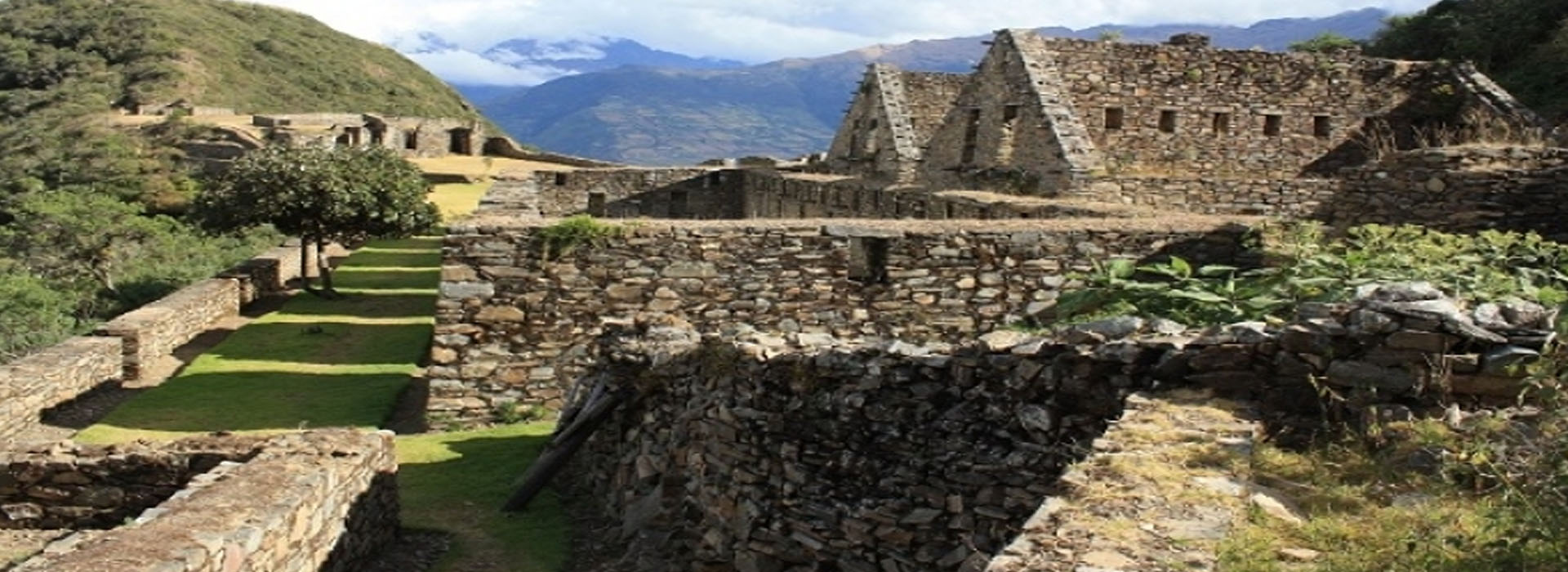 Choquequirao Trek 7 days / 6 nights