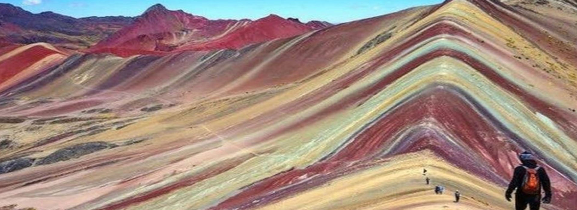 The Rainbow Mountain 1 day
