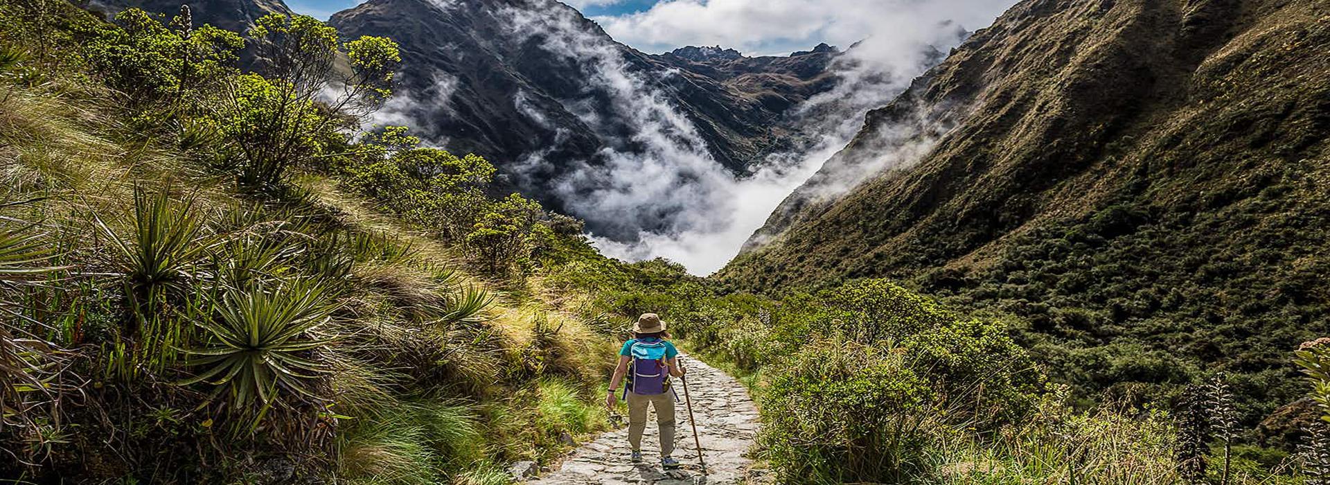 Inka Trail Original 2 days / 1 night