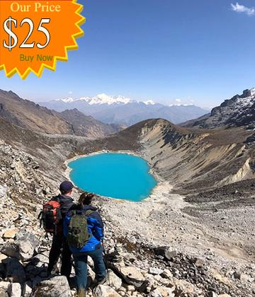 Lago Humantay 1 Dia Okidoki Travel Peru